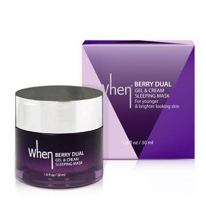 When Berry Dual Cream & Mask